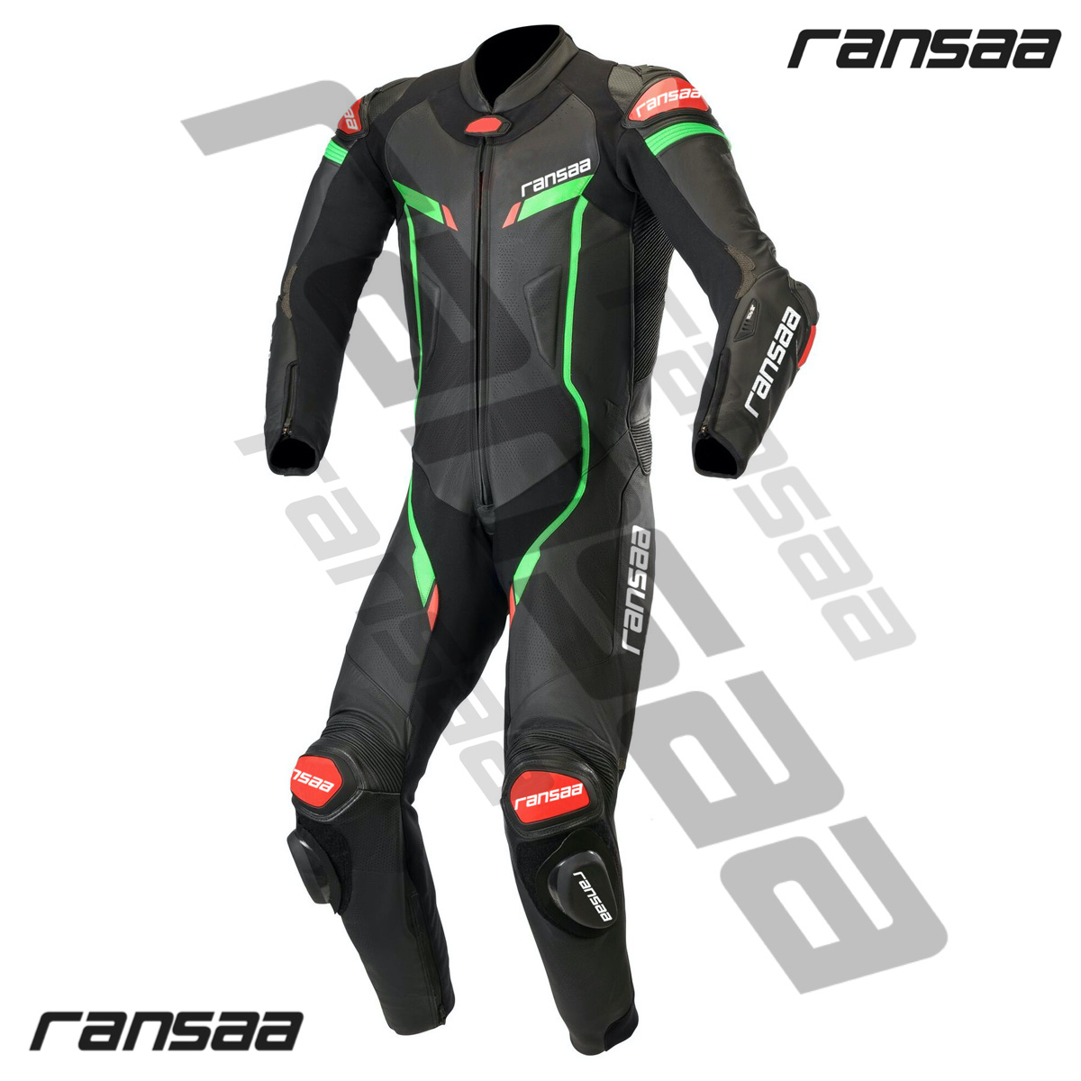 Gladiator Series G6 Race Leather Suit