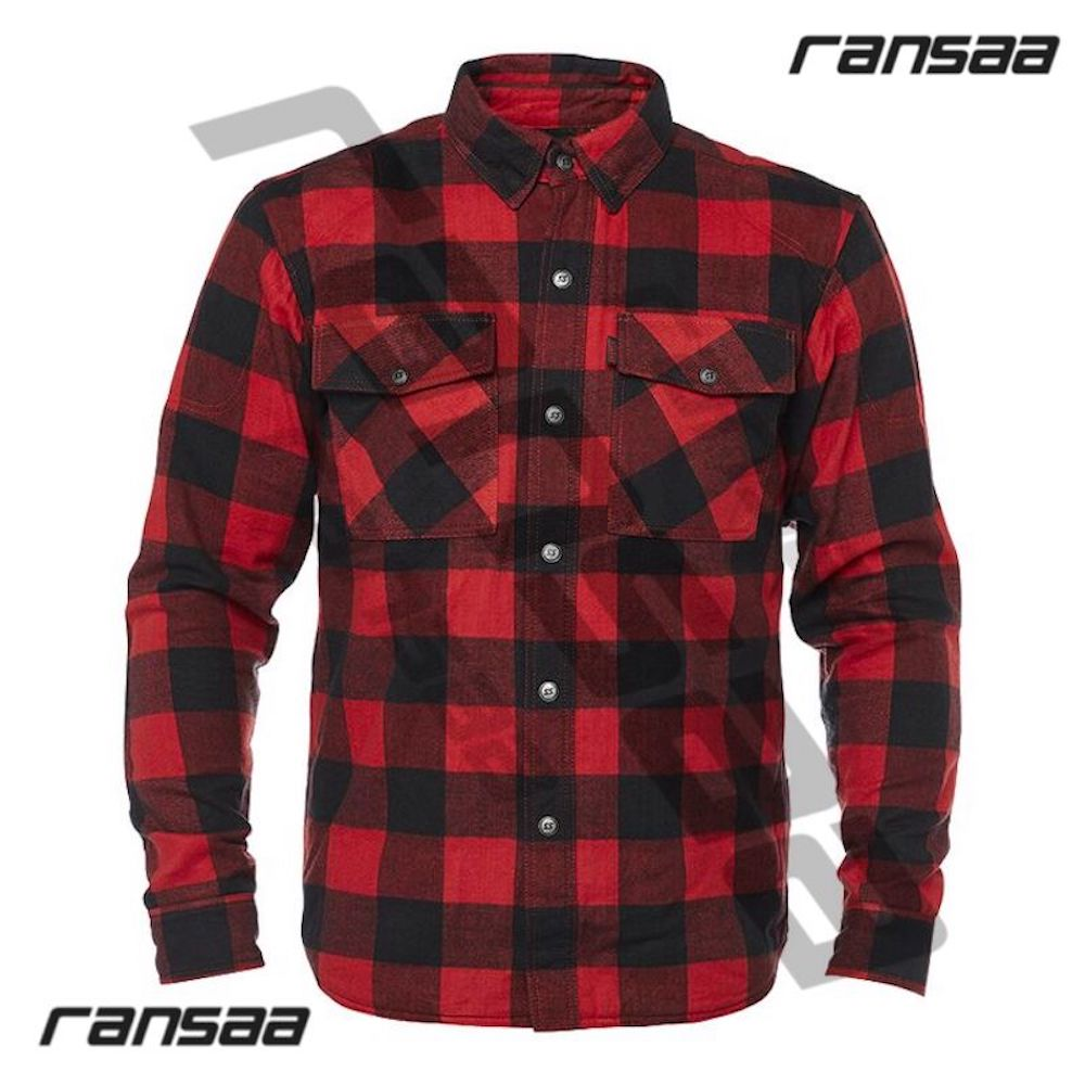 Strength and Speed Dropout Armored Flannel